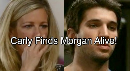 General Hospital Spoilers: Shocked Carly Finds Morgan Alive in Psychiatric Facility – Fights to Prove He's Her Amnesiac Son