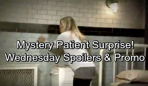 General Hospital Spoilers: Wednesday, June 27 – Mystery Patient Surprise, Sonny and Carly Disturbed – Chase Plays a Dangerous Game