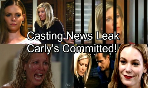 General Hospital Spoilers: Leaked Casting News Shocker - Carly Committed, Mental Institution Details – Nelle's Plot Pays Off