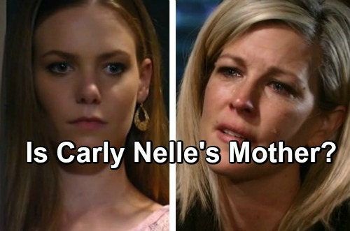 General Hospital Spoilers: Is Nelle Carly's Daughter - 'Caroline' Rattle The Final Clue?