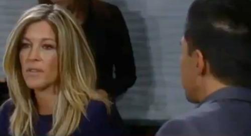 General Hospital Spoilers: Thursday, February 22 – Jason Shocks Peter – Maxie's Meltdown – Mike Demands Sonny's Silence
