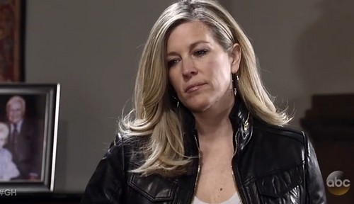 General Hospital Spoilers: Will Motherhood Make Nelle A Better Person - Carly's History Repeated?