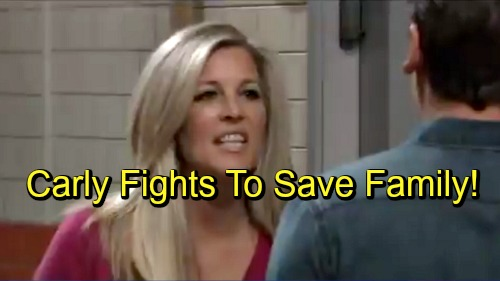 General Hospital Spoilers: The Corinthos Clan Face Nightmares - Carly Fights To Save Her Family
