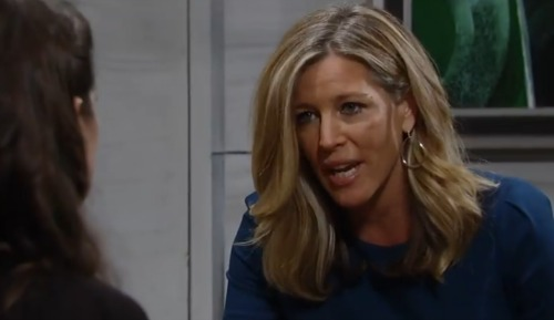 General Hospital Spoilers: Monday, December 18 Update – Selfish Carly Tries to Break Up Sam and Drew – Liz Goes Ballistic