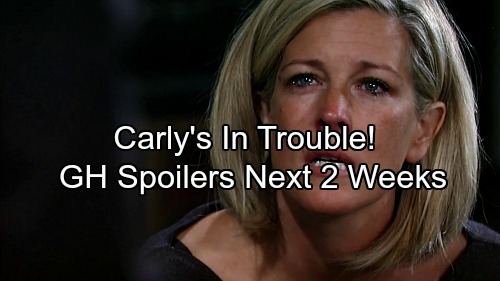 General Hospital Spoilers for Next 2 Weeks: Dr. Klein's Bold Move – Sam's Big Announcement – Carly Panics in Trouble