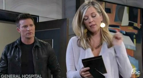 General Hospital Spoilers: New Sneak Peek Video – Jason and Carly on Morgan Scarf Suspect Hunt
