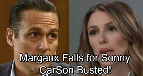 General Hospital Spoilers: Margaux Falls for Sonny, Cheating Scandal Blows Up CarSon?