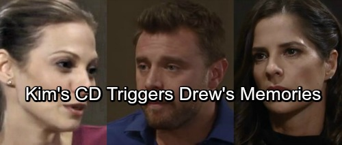 General Hospital Spoilers: Kim's CD Triggers Powerful Drew Memories – Sam Suddenly Has Major Competition