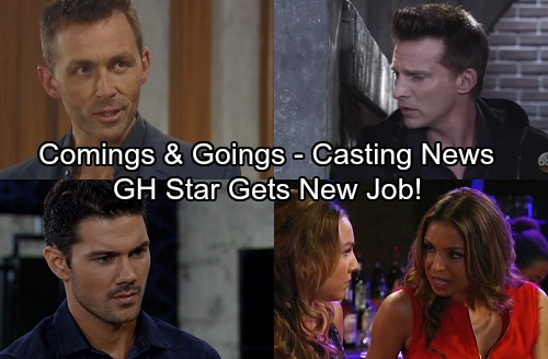 General Hospital Spoilers: Casting News – Comings and Goings – New Faces Hit Port Charles, Exciting Gig for GH Star