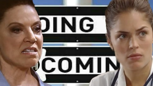 General Hospital Spoilers: Comings and Goings – Britt's Return Spells Trouble for Liesl – Margaux Faces Mama Drama