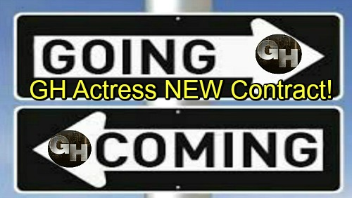 General Hospital Spoilers: Comings and Goings – GH Actress Scores Contract – Familiar Face Returns – Dr. Lasaris Debuts at Ferncliff
