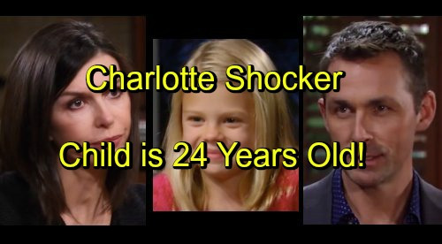 'General Hospital' Spoilers: Charlotte Shocker, Child Was Born In 1992 and Frozen - Who's The Mother?