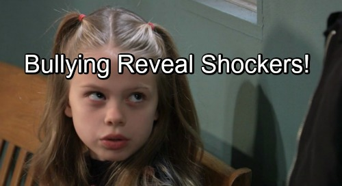 General Hospital Spoilers: Charlotte Bullying Reveal Unlocks Mysteries, Sets Off Conflict Explosion