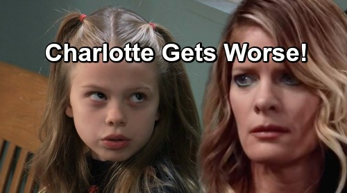 General Hospital Spoilers: Nina Responsible For Charlotte's Bullying of Aiden - Struggle to Solve Difficult Problem