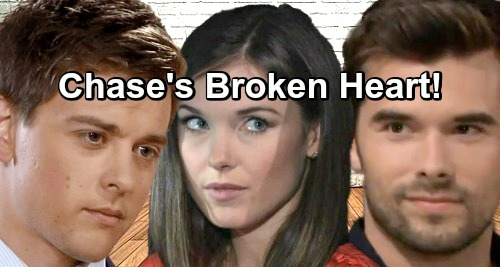 General Hospital Spoilers: Willow Breaks Chase's Heart, Sets Up Michael Shocker - Chase's New Love Revealed