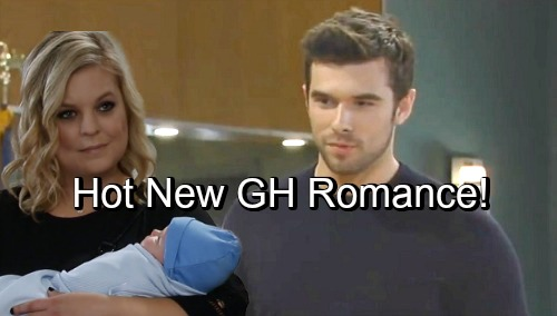 General Hospital Spoilers: Chase Drawn to New Love Interest – Josh Swickard Says Maxie's A Great Choice for Romance