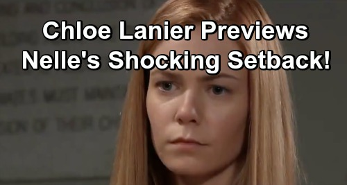 General Hospital Spoilers: Chloe Lanier Previews Nelle's Setback – Reveals What's Next for Devious Baby Swapper