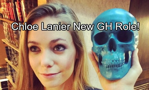 'General Hospital' Spoilers: Chloe Lanier Gets GH Contract Role - Paul's Daughter Susan Hornsby or New Character?