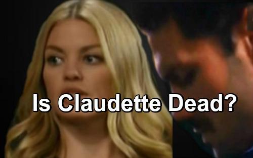 General Hospital Spoilers: Nathan Gets Shocking News - Is Claudette Dead?