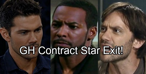 General Hospital Spoilers: GH Contract Star Exit Revealed – Popular Handsome Actor Leaving ABC Soap