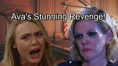 General Hospital Spoilers: Griffin and Kiki Face Ava's Brutal Plot for Vengeance – Swift and Stunning Consequences for Betrayers