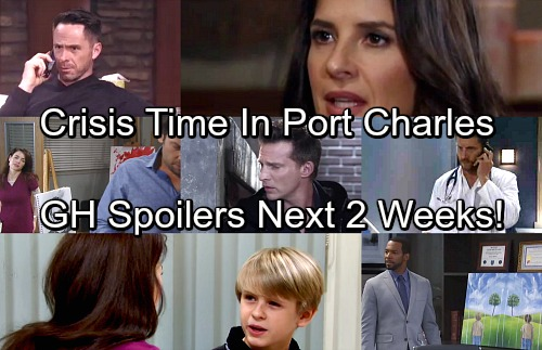 General Hospital Spoilers: Next 2 Weeks - Patient 6 Saves The Day - Franco's Life-changing Choice – Julian Returns