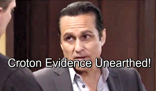 General Hospital Spoilers: Julian's Expansion Plans Unearth Corpse and Gun From Croton - Disastrous Consequences for Sonny