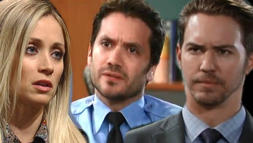 General Hospital Spoilers: Dante Confronts Peter With Terrible Consequences – Lulu Fears Maxie's Nightmare Will Become Her Own