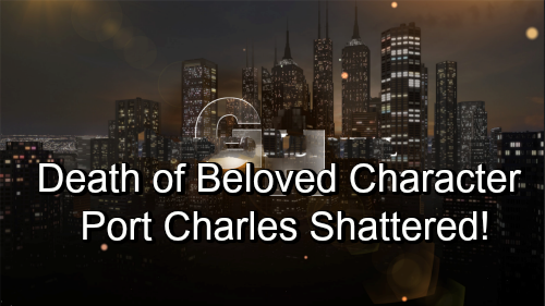 General Hospital Spoilers: Blind Item Points to Death of Beloved Character – Port Charles Shattered by Gruesome Loss