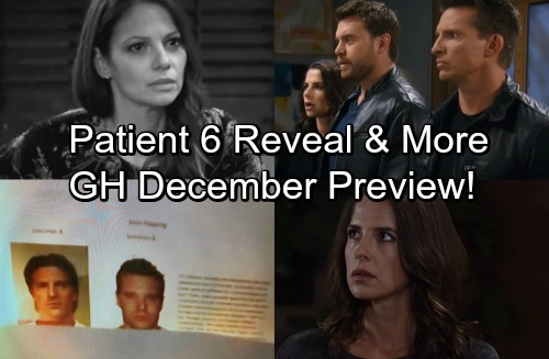 General Hospital Spoilers: December Preview – Patient 6 Reveal – Sam's Conflicted Heart – Love, Lies and Obsession