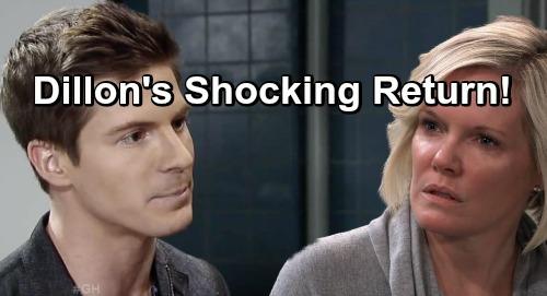 General Hospital Spoilers: Ava Gets a Shocking Visitor – Grieving Dillon Returns, Shares Kiki Regrets?
