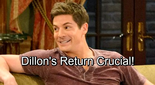 General Hospital Spoilers: Dillon's Comeback Crucial – 3 Reasons Why He's Needed in Port Charles