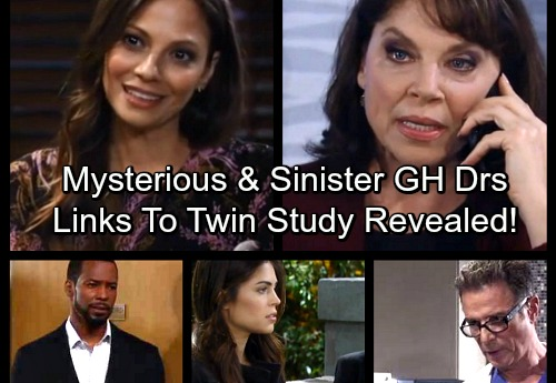 General Hospital Spoilers: Mysterious GH Doctors Appearances No Coincidence – Sinister Links To Jason and Drew Explained