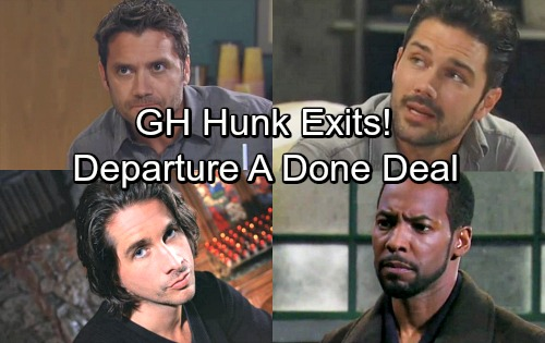 General Hospital Spoilers: GH Hunk's Devastating Exit – Tough Farewell for Soap Fans