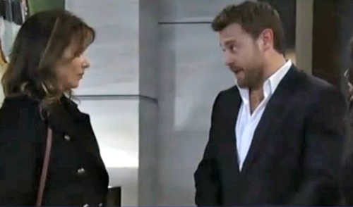 General Hospital Spoilers: Wednesday, February 7 – Drew Refuses Alexis – Nina Blasts Anna – Peter Squirms With Lulu's Questions