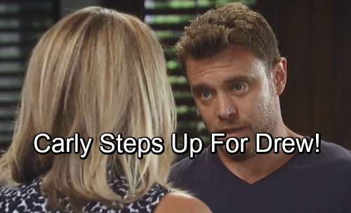 General Hospital Spoilers: Drew's Challenges Cause More Pain – Carly Vows to Help, Hopes to Undo Friendship Damage