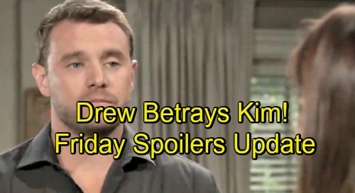 General Hospital Spoilers: Friday, September 14 Update – Margaux's Crucial Clue – Drew's Betrayal Brings Drama – Nina Grills Valentin