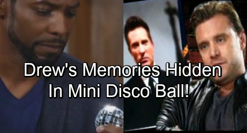 General Hospital Spoilers: Drew's Memories Are Hidden in Mini Disco Ball – Andre's Gift to Anna Changes Everything