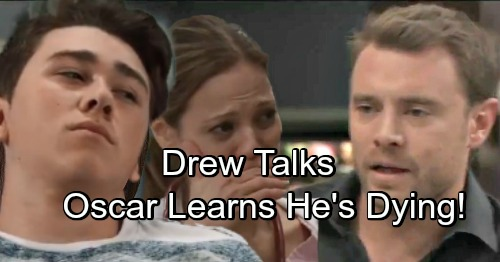 General Hospital Spoilers: Oscar Learns He's Dying – Kim Explodes Over Drew's Confession, Son's Shocking Reaction