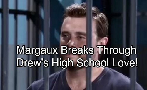 General Hospital Spoilers: Margaux Breaks Through Drew's Memory Barrier – High School Love Story Comes Flooding Back