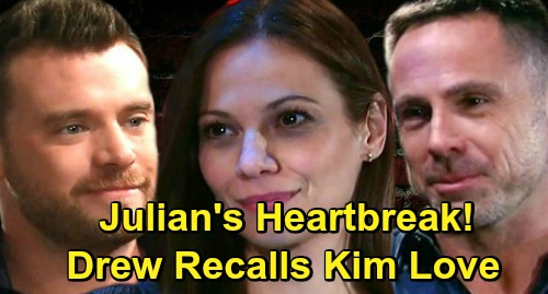 General Hospital Spoilers: Kim Sets Julian Up For Heartbreak – Fights for Drew to Recall Love With Memory Procedure