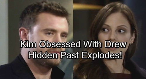General Hospital Spoilers: Kim's Growing Obsession with Drew Turns Dangerous - Explosive Hidden Past Blows Up