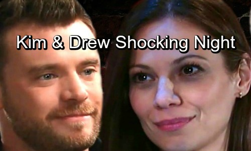General Hospital Spoilers: Drew and Kim Drawn Together in Grief – Oscar Crisis Brings Shocking Night