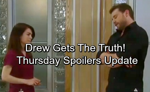 General Hospital Spoilers: Thursday, April 19 Update – Chase's Threat Spooks Sonny – Drew Fishes for Franco Info – Ava's Meltdown