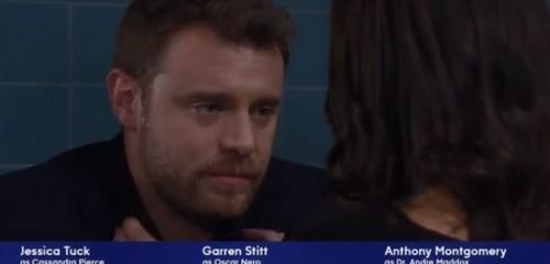 General Hospital Spoilers: Monday, December 4 – Alexis Asks Jason To Leave Sam Alone – Franco Visits Andre In Jail