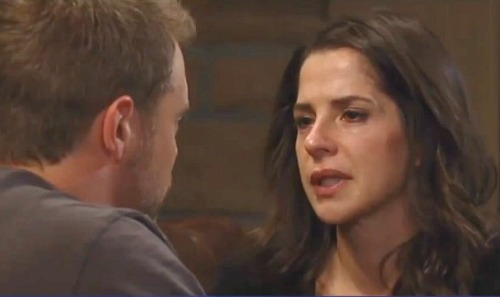 General Hospital Spoilers: Drew Walks Out on Sam After She Confesses Jason Love – Broken Husband Gets Drunk to Numb Pain
