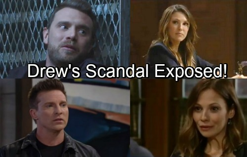 General Hospital Spoilers: Drew's Memories Contain a Scandalous Secret – Crucial Fact Changes His World Forever
