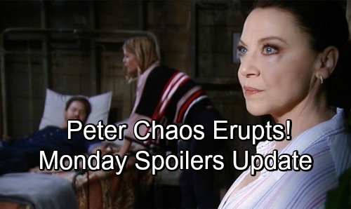 General Hospital Spoilers: Monday, June 18 Update – Dr. O Struggles to Stop Kim and Julian – Peter Fears Death – Maxie Seeks Answers