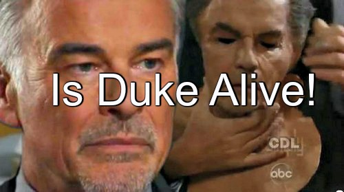 General Hospital (GH) Spoilers: Is Duke Lavery Alive and Returning to Port Charles - Was An Imposter Murdered?