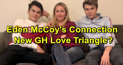 General Hospital Spoilers: Eden McCoy Reveals Surprising Connection to New GH Actor – Josslyn Fans Root for Fresh Love Triangle